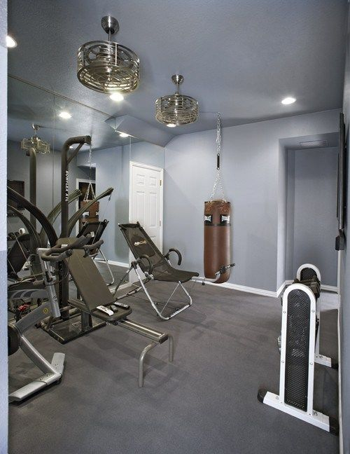 What S The Best Color For A Workout Room Calling Diseño De Gimnasio