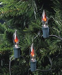 ksa flicker flame christmas lights