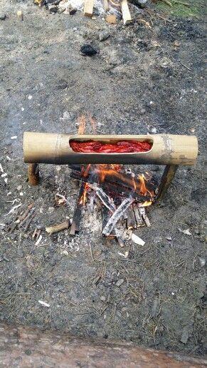 Rivierkreeftjes koken