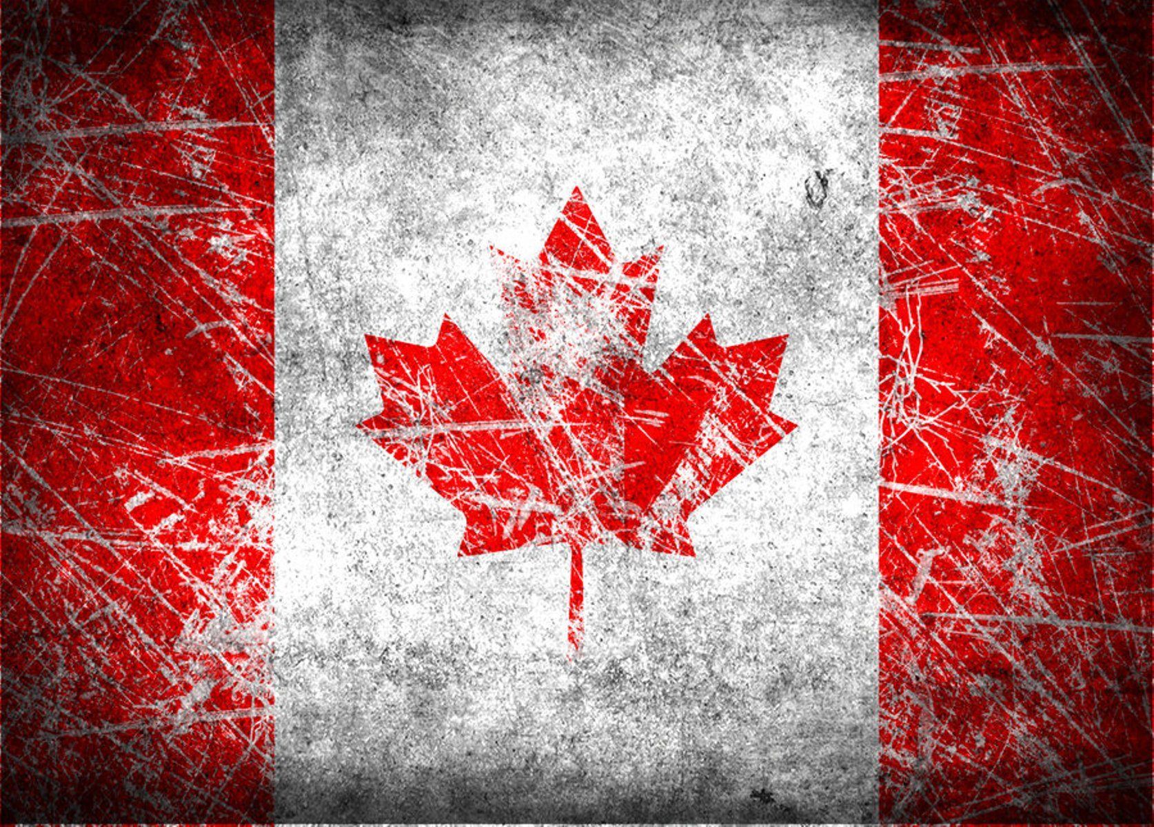 Canada Flag Wallpaper Abstract National Flag Of Canada