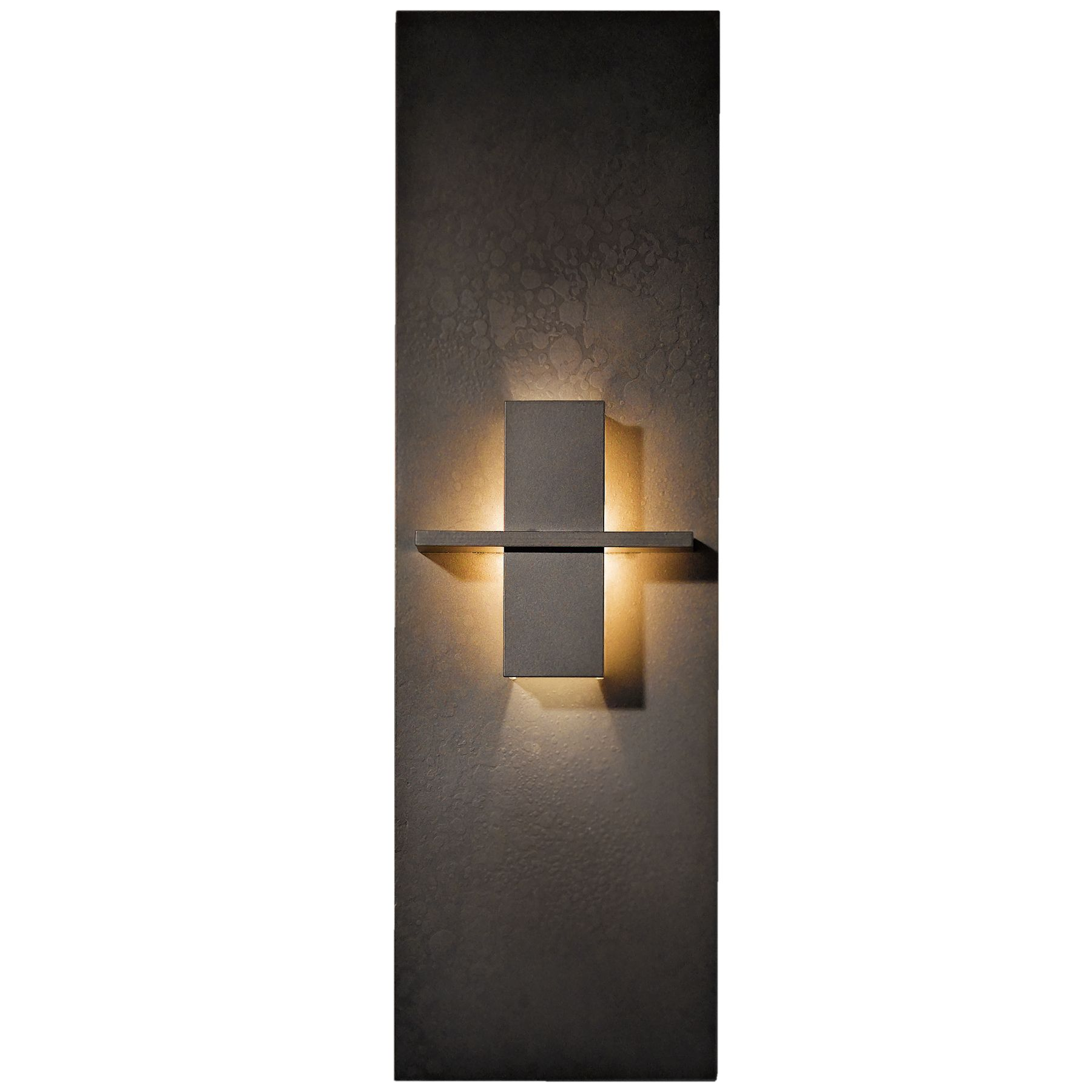 Aperture Vertical Wall Light By Hubbardton Forge 217520 1004 In 2020 Glass Diffuser Wall Lights Sconces