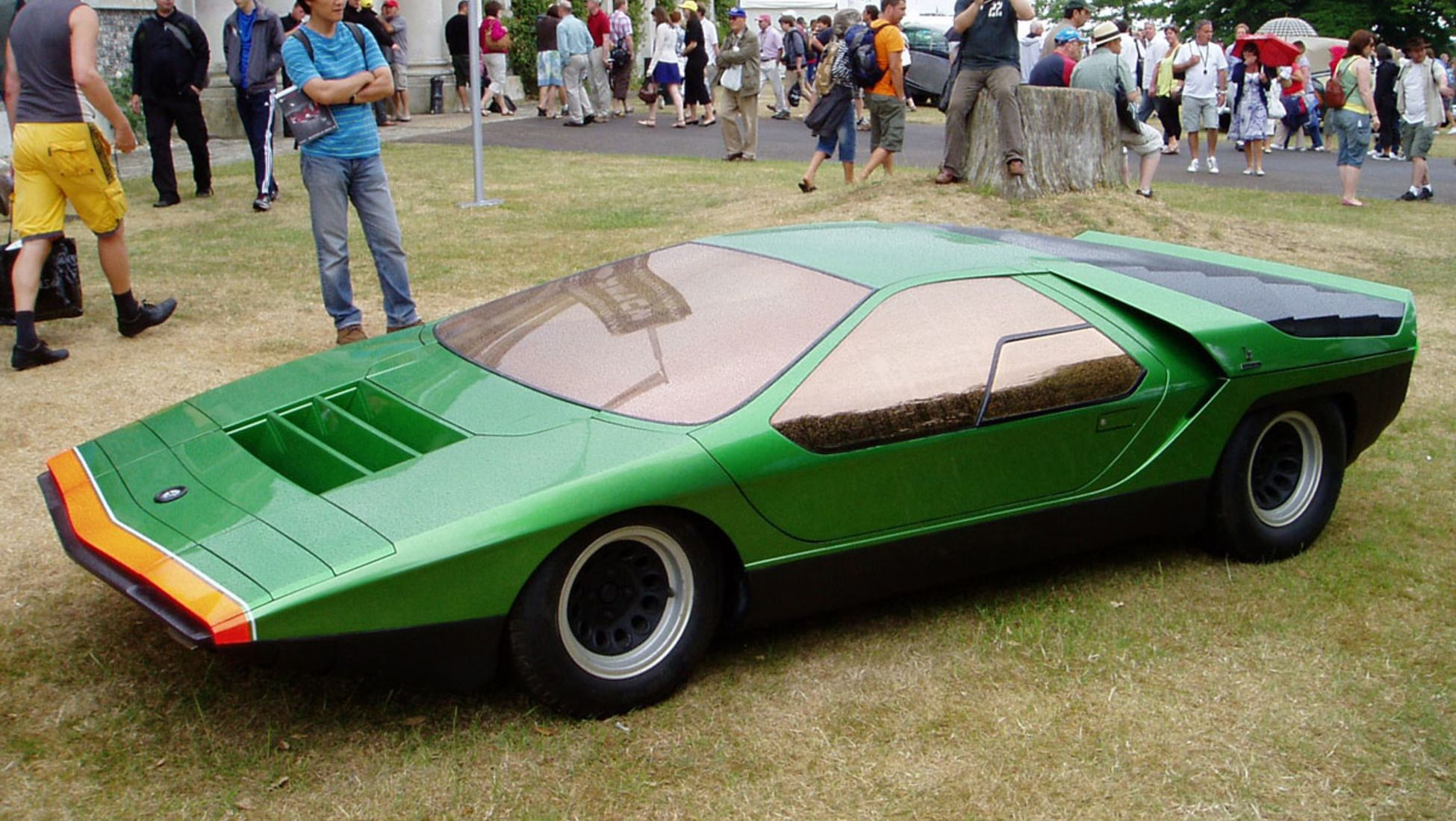 Alfa Romeo Bertone Carabo 1968 Cars Pinterest Alfa Romeo Cars
