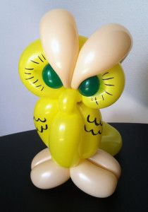 Owl balloon animal valentines day hoot YTE events