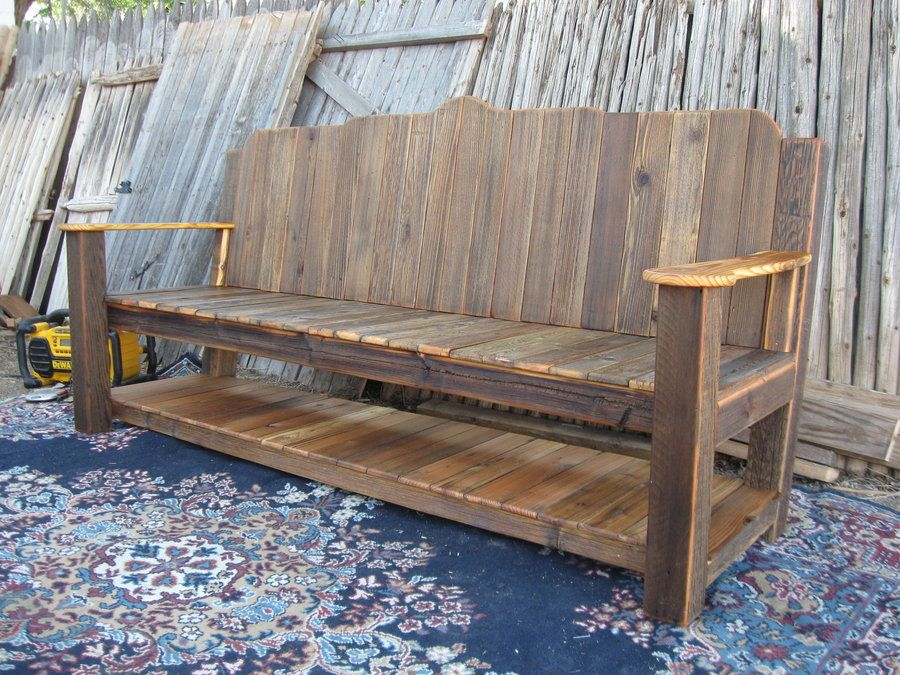 wood fence craft projects