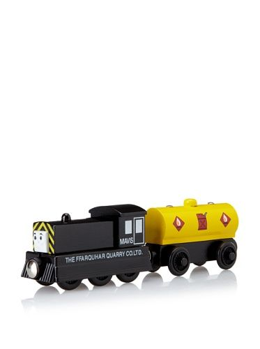 40 Off Thomas And Friends Wooden Railway Mavis And The Fuel Car