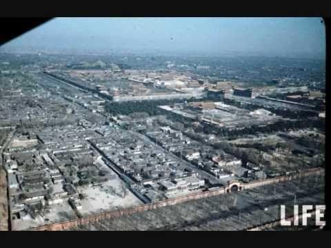 1947年 中華民國北平市 1947 Peking, China in color | Photo, City ...