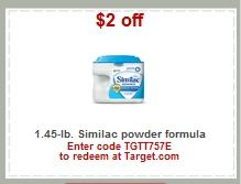 photograph regarding $5 Similac Printable Coupon called Concentration: Help save $5 upon Similac Formulation with Printable Discount codes