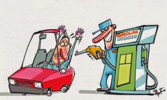Blog Paulo Benjeri Notícias: Gasolina vai subir ainda neste ano, diz ministro d...
