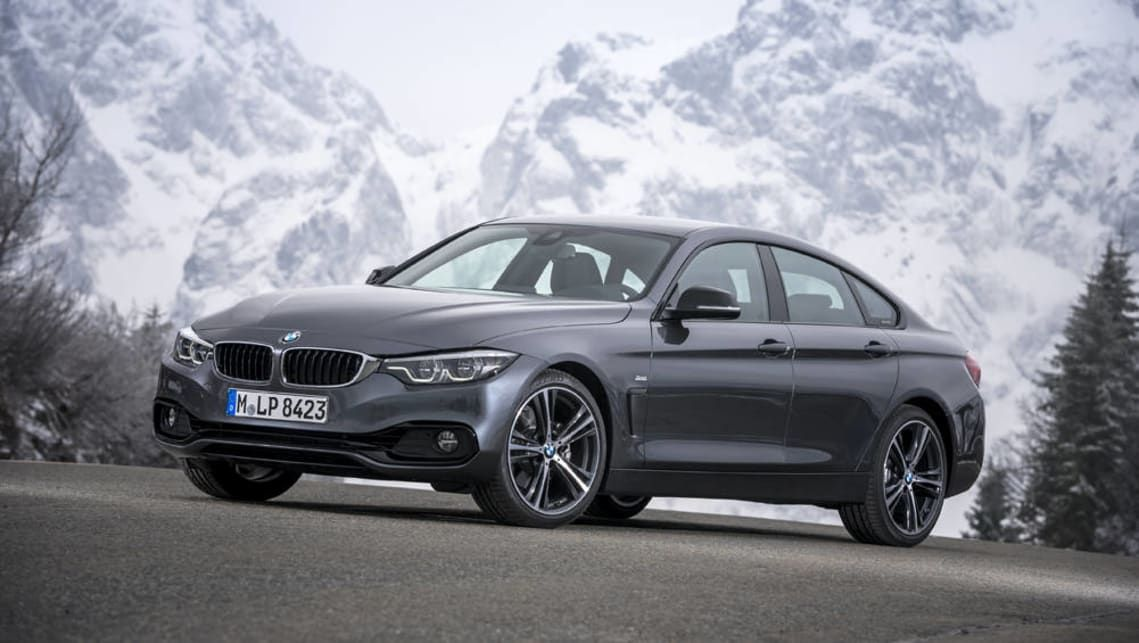 The Bmw 4 Series Gran Coupe Performance And New Engine Bmw 4