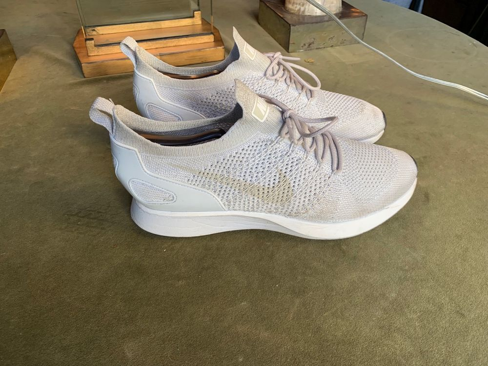 promo code 81bf7 50b9d Mens Nike Air Zoom Mariah Flyknit Racer 918264-011 Pure Platinum Size 10   fashion  clothing  shoes  accessories  mensshoes  athleticshoes (ebay link)