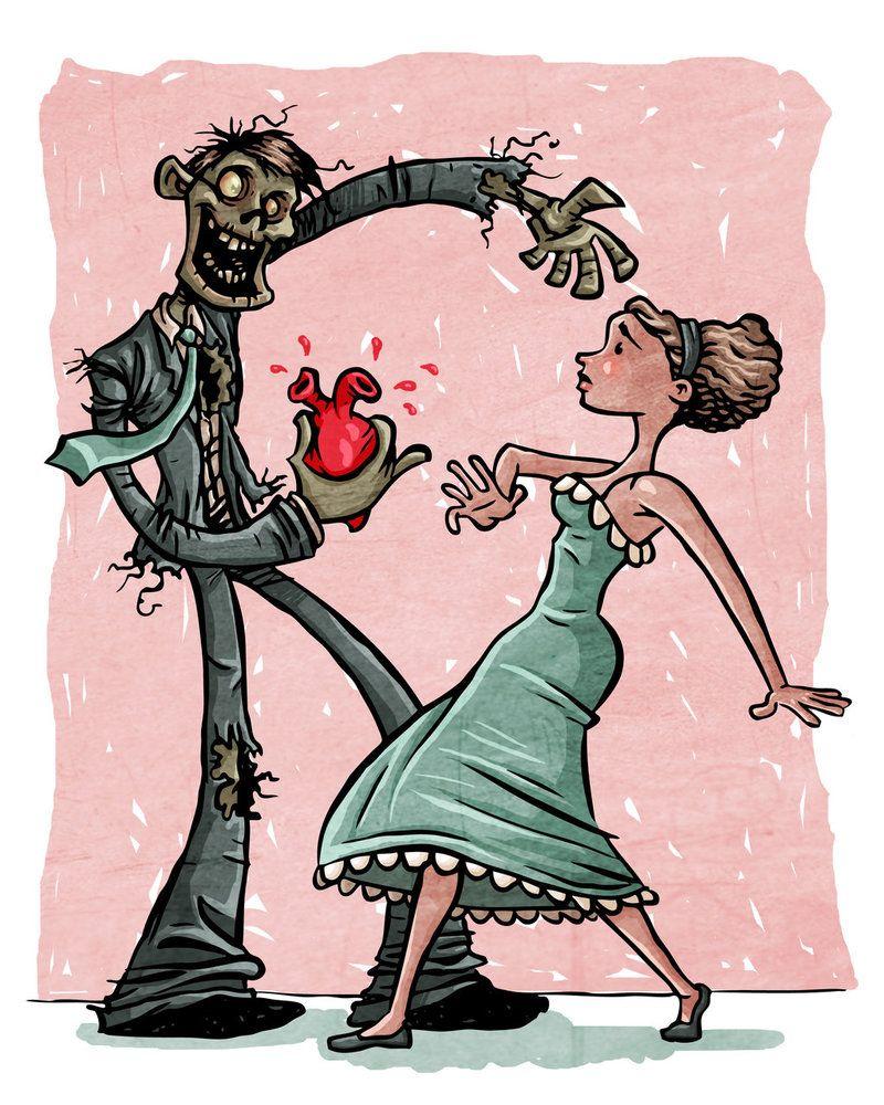 """""""zombie in love""""   kevin nordstrom"""