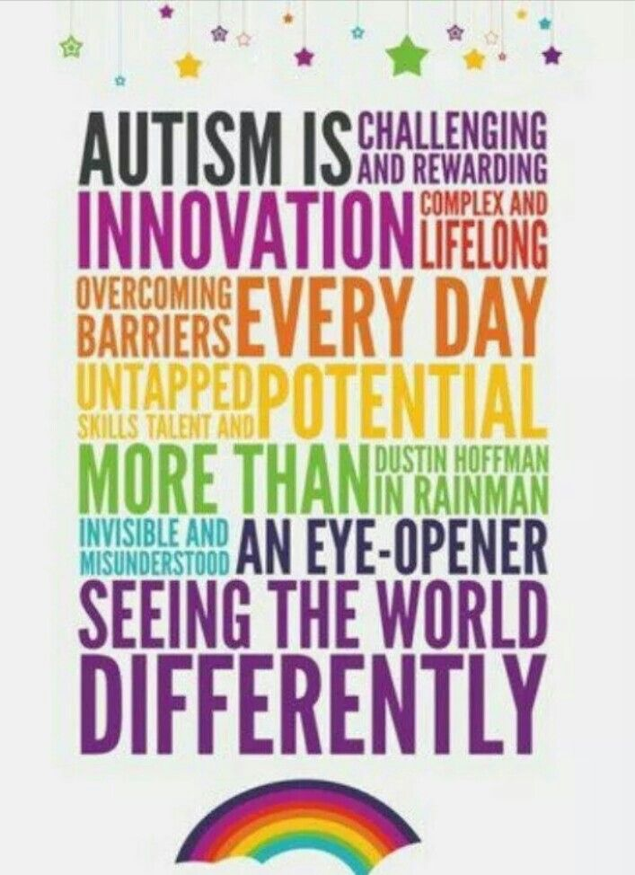 Pin by Paula McCreadie on Understanding Autism World