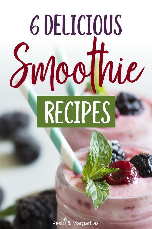 Why Breakfast Smoothies Are Important (And How to Make Them) images