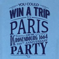 Win A Trip To Paris *Daily Entry*