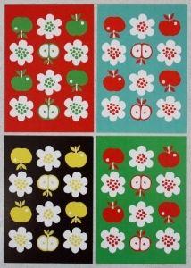 Postikorttisetti Omenakukka, 4,50