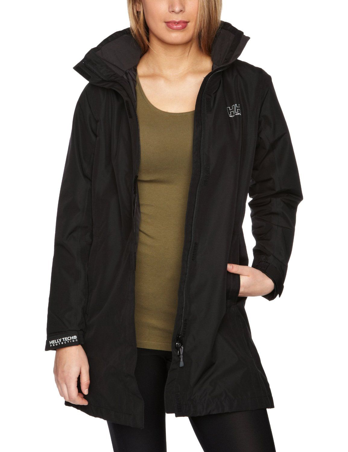 Navy CHECK FOR SIZE Helly Hansen Women/'s New Aden Jacket