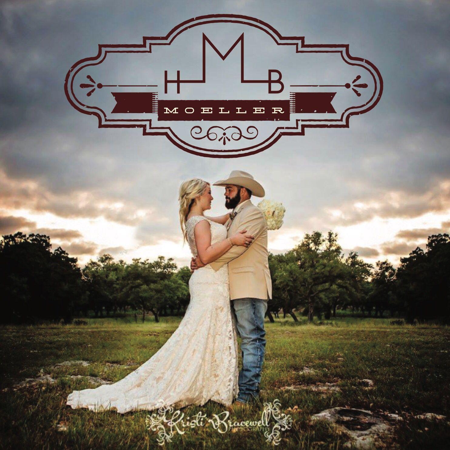 Wedding Branding Ideas: Wedding Monogram / Western Monogram/ Cattle Brand Designed