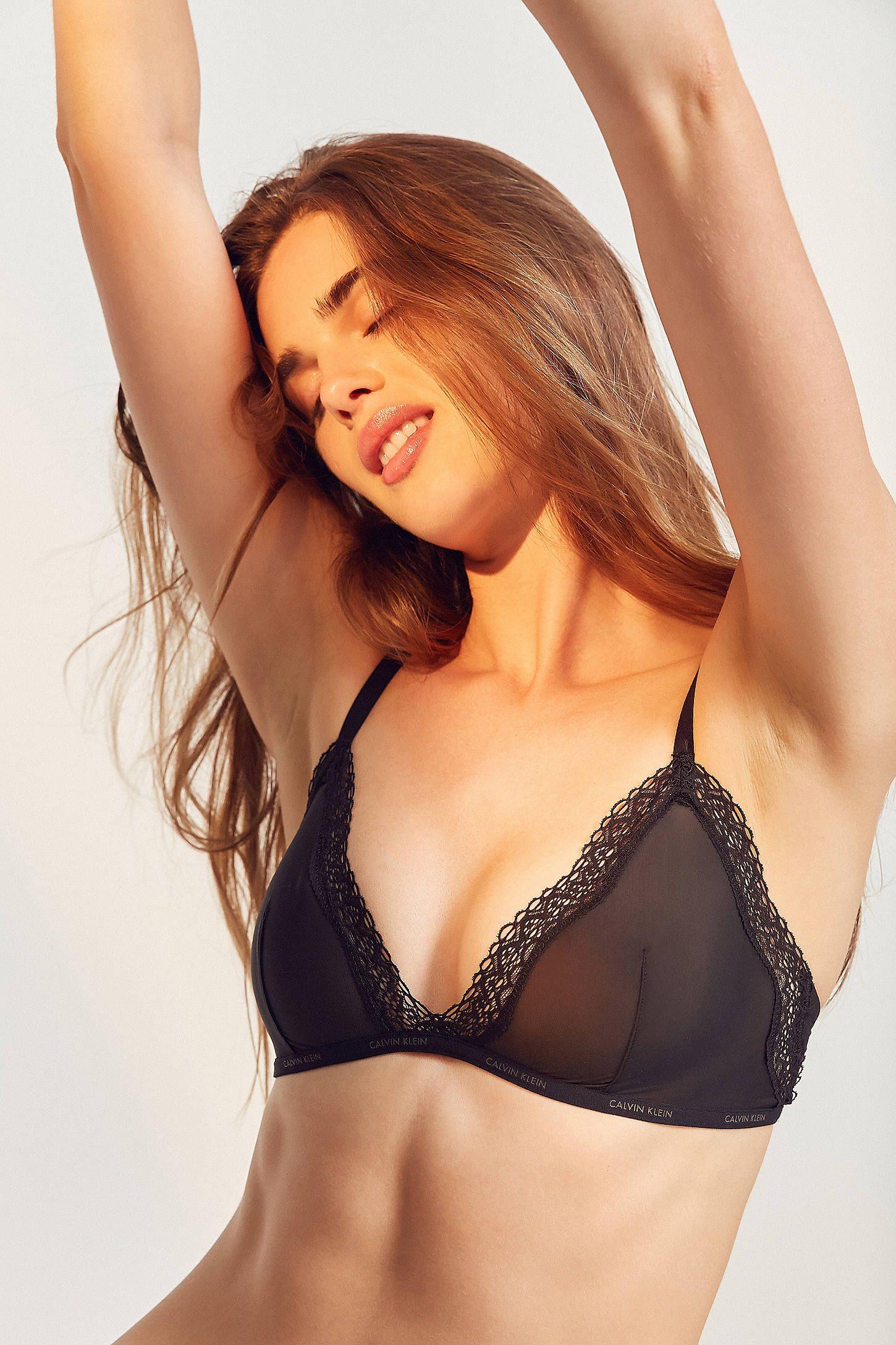a9d0ff87a9d Calvin klein sheer marquisette lace triangle bra wardrobe nearly jpg  1450x2175 Bra caitlyn wardrobe
