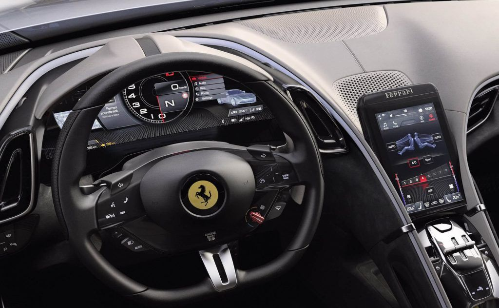 Ferrari Roma Unveiling Price Specs And Design Explained