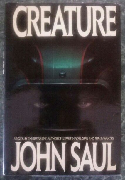 Creature by John Saul. The quiet, postcard-perfect town of Silverdale seems to be the ideal location for Ellen and Blake Tanner and their son Mark to settle down. Yet soon after..Read More Here http://www.fictiondb.com/author/john-saul~creature~98980~b.htm   #Books #Reading #Fiction #JohnSaul #Contemporary #Horror #Halloween #Scaryreads