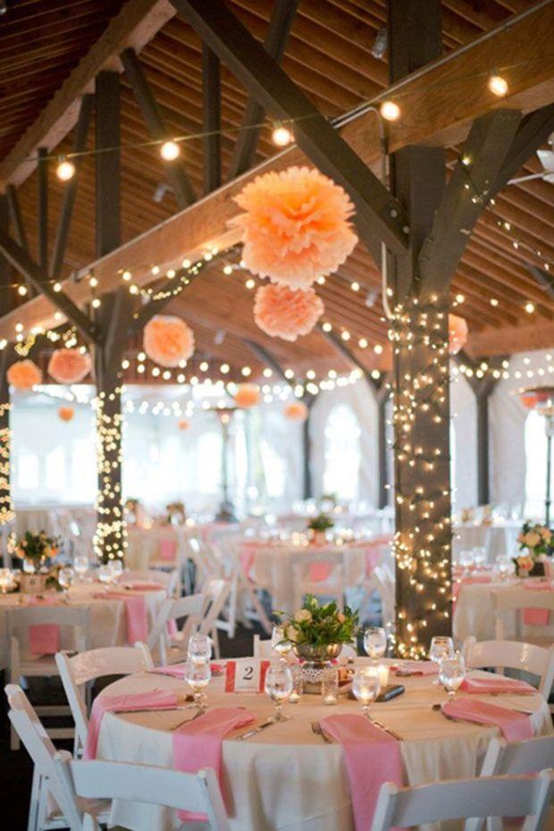 10 Of The Prettiest Ways To Use Pom Poms In Your Wedding Weddingsonline