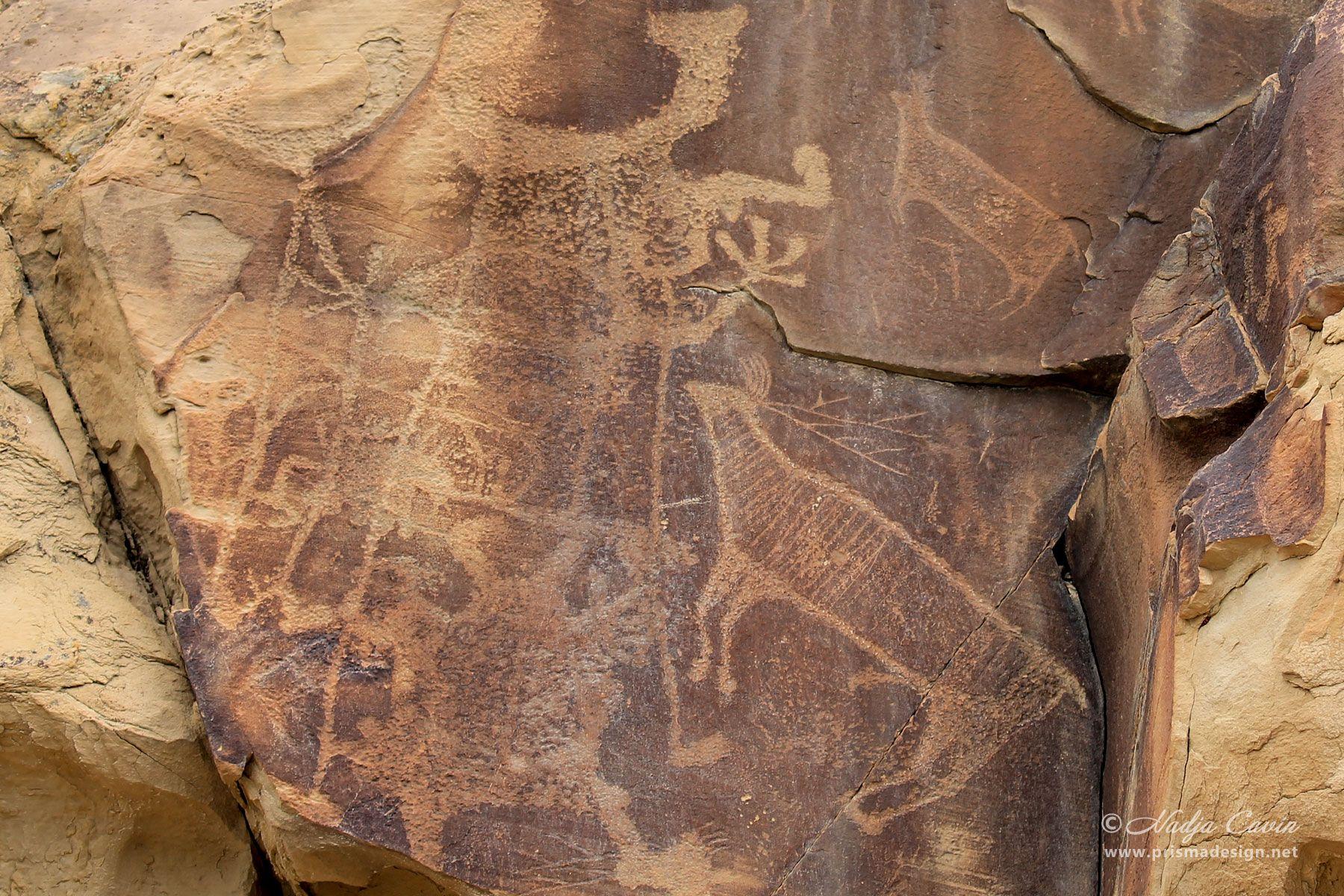 Legend Rock Petroglyph Site wyoparks.state.wy.us Approx. 23 miles ...