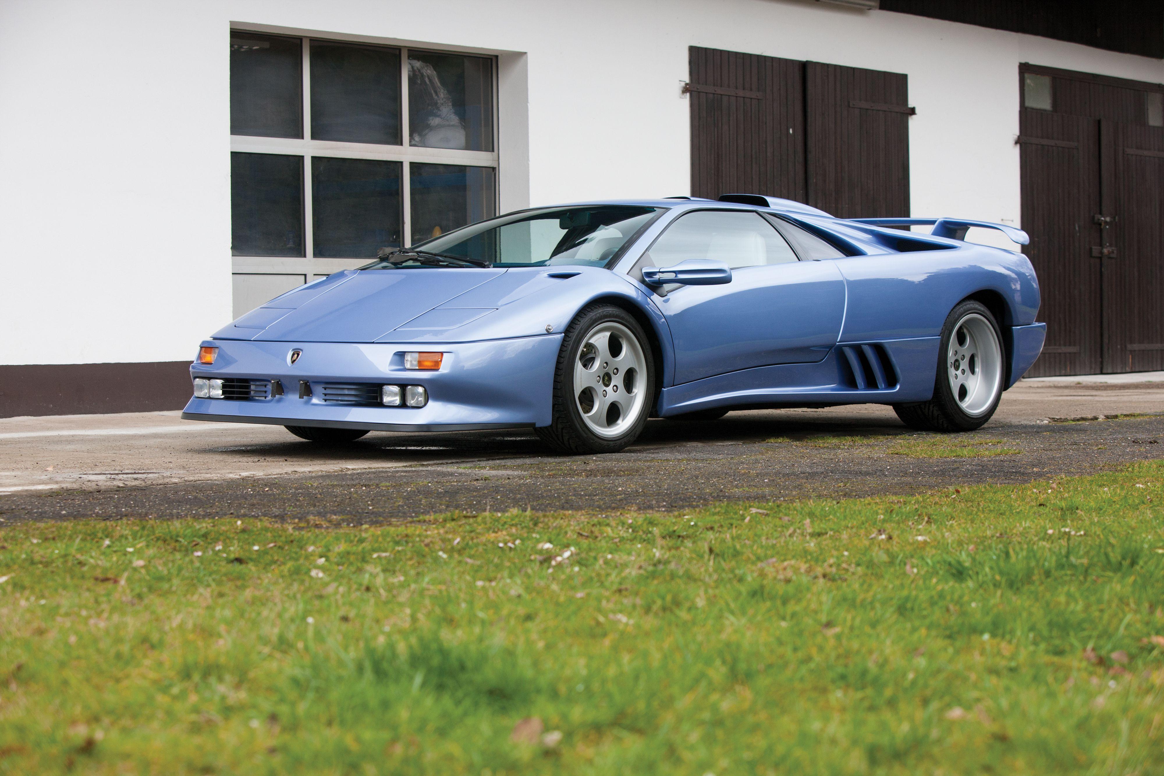 1995 Diablo Se30 Jota Cars For Nightriders Lamborghini