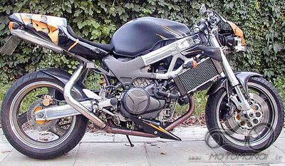 2005 Honda VTR1000F Super Hawk - Moto.ZombDrive.COM