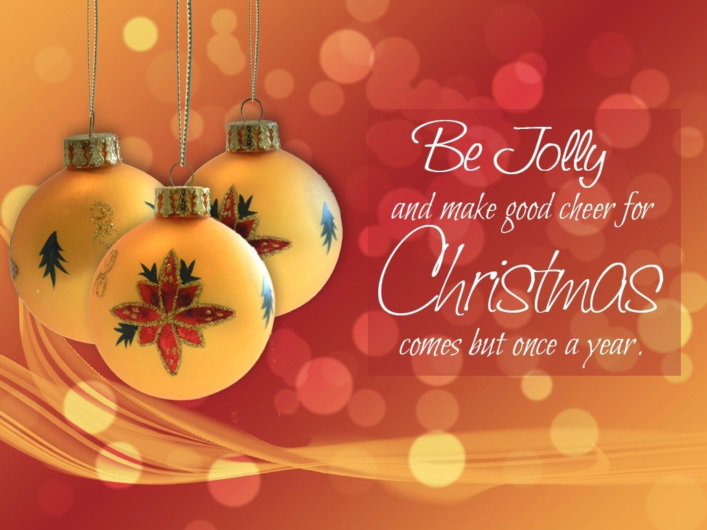 May Your Days Be Merry and Bright! | Holiday: Christmas - The Most ...