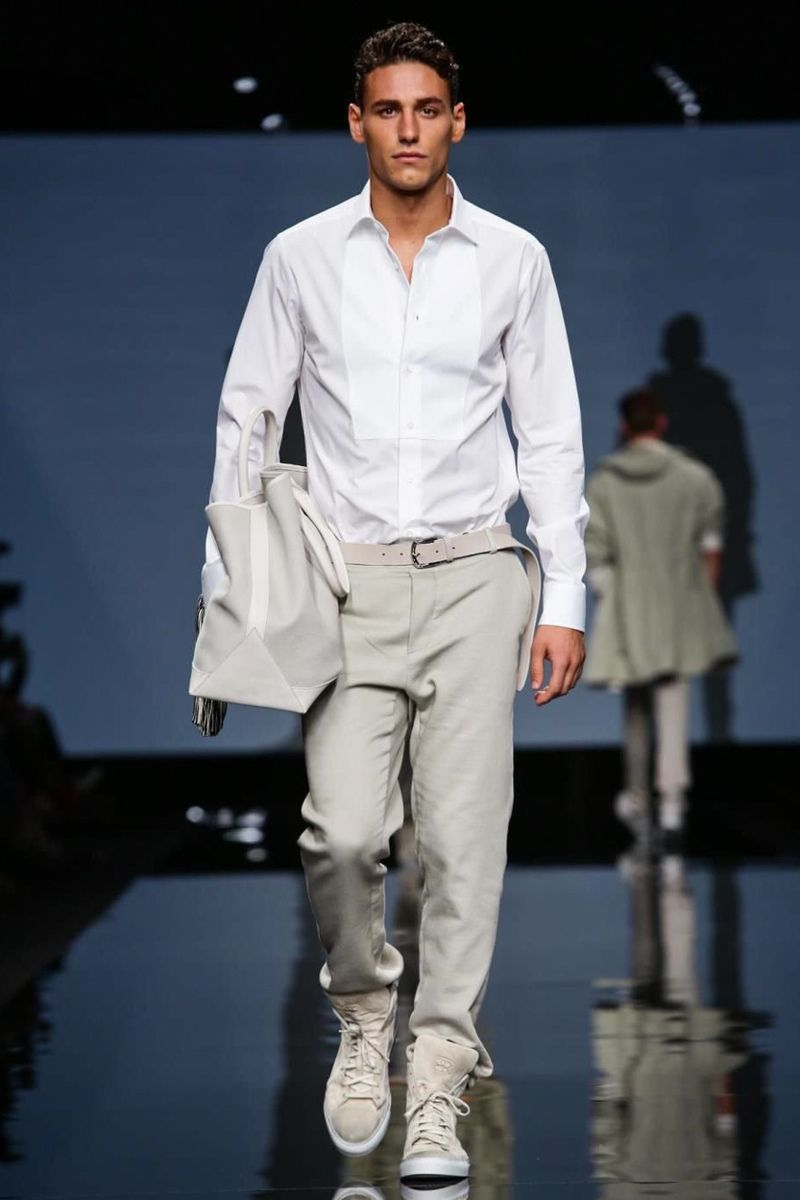 Ermanno Scervino Menswear Spring Summer 2015 Milan - NOWFASHION