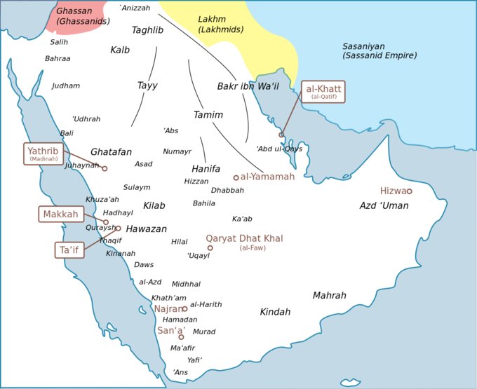 Read more about the nomadic tribes of arabia in the boundless open read more about the nomadic tribes of arabia in the boundless open textbook gumiabroncs Gallery