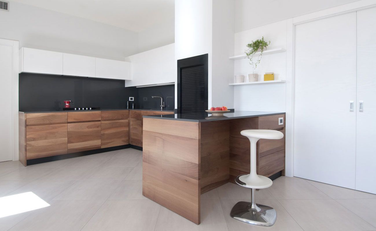 cucine noce nazionale - Cerca con Google | kitchen | Pinterest ...