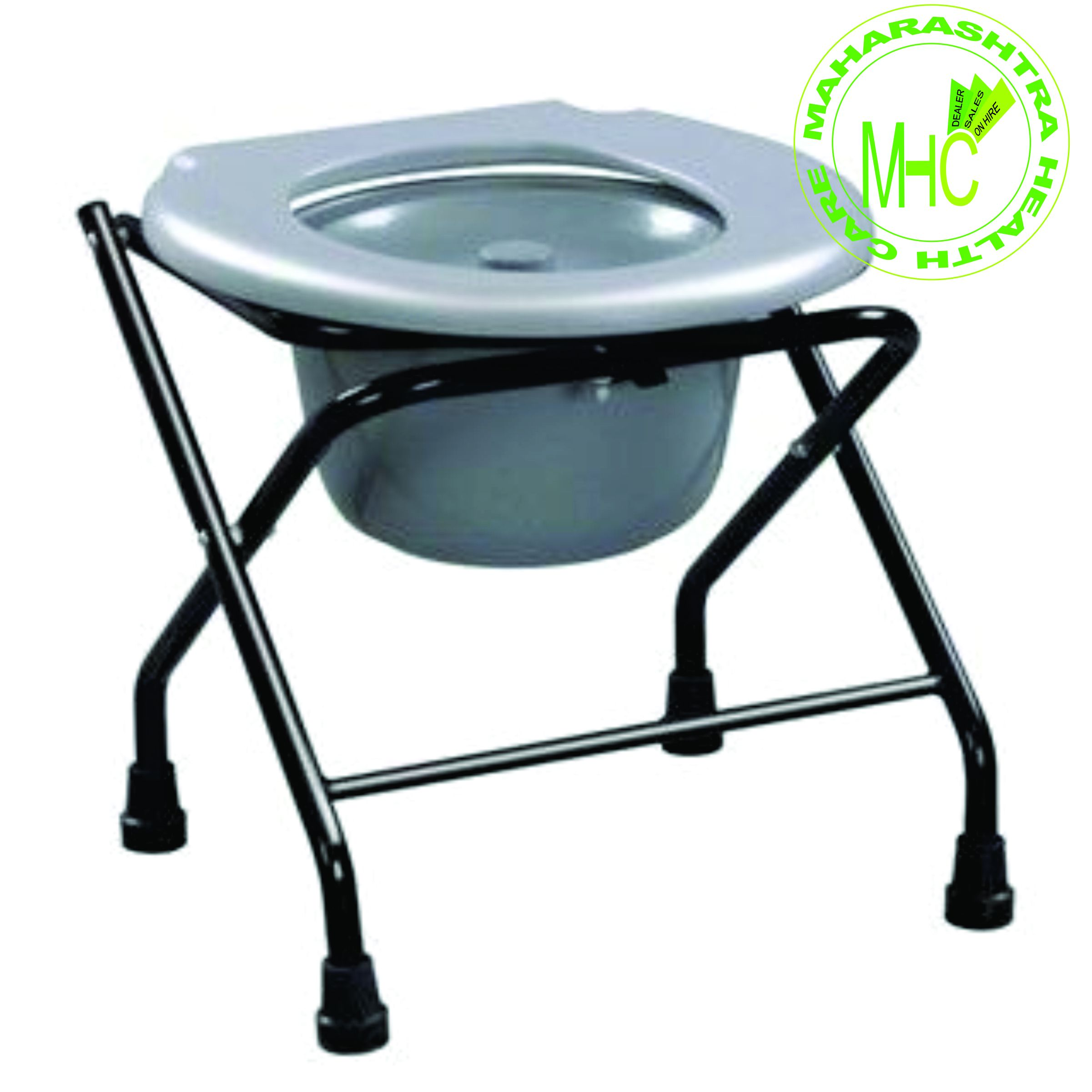 STOOL TYPE COMMODE. By utilizing our years of experience