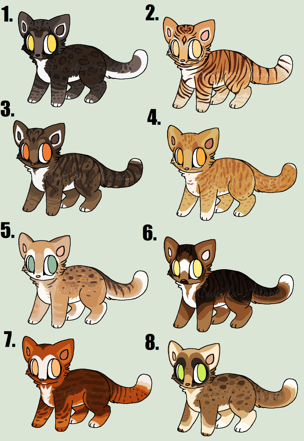 Image result for sukida adopts kits Warrior cats art