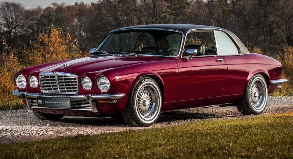Timeless 1970s Jaguar Xj Coupe Gets A Classy Makeover Carscoops Jaguar Xj Classic Cars Best Classic Cars