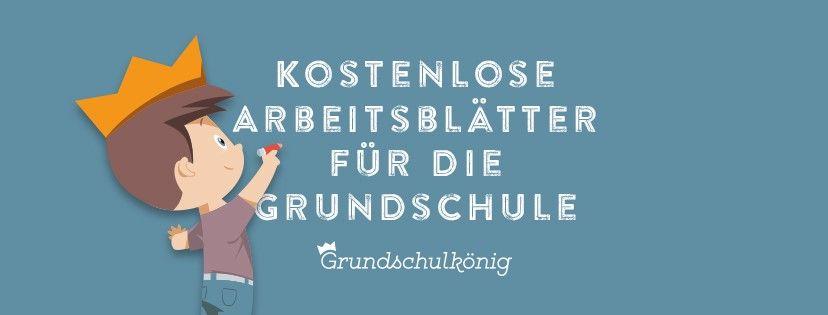 Kostenlose Arbeitsblätter, Übungen und Aufgaben für die Grundschule ...