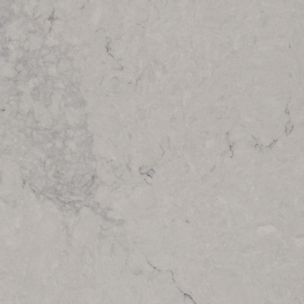 Caesarstone 10 In X 5 In Quartz Countertop Sample In Noble Grey