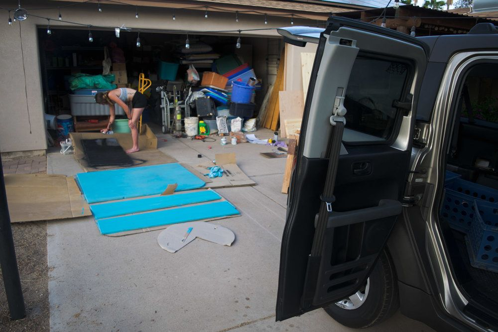 How to Make Beautiful Blackout Window Shades for a Camper ...
