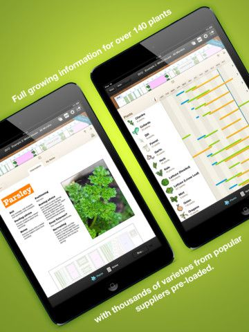 """$10. Garden Plan Pro app for iPad. """"Plan your perfect ..."""