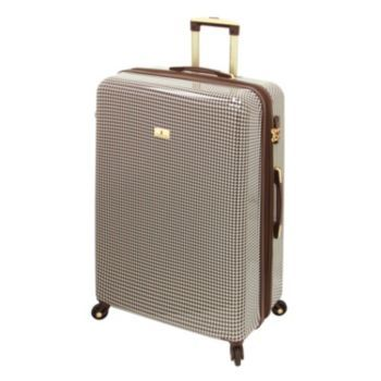 london fog luggage andover 29in hardside expandable spinner upright - London Fog Luggage