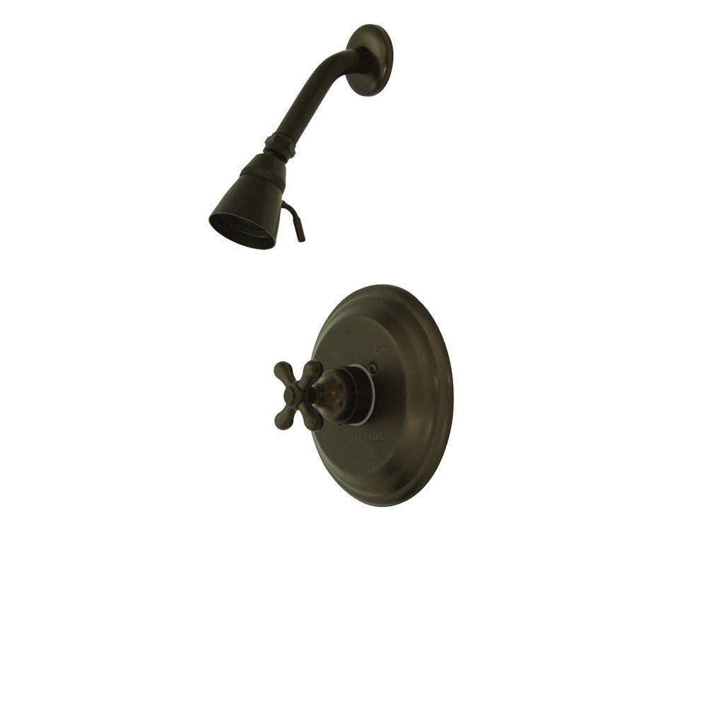 Elements of Design St. Louis EB3635AXSO Single Handle Shower Faucet ...