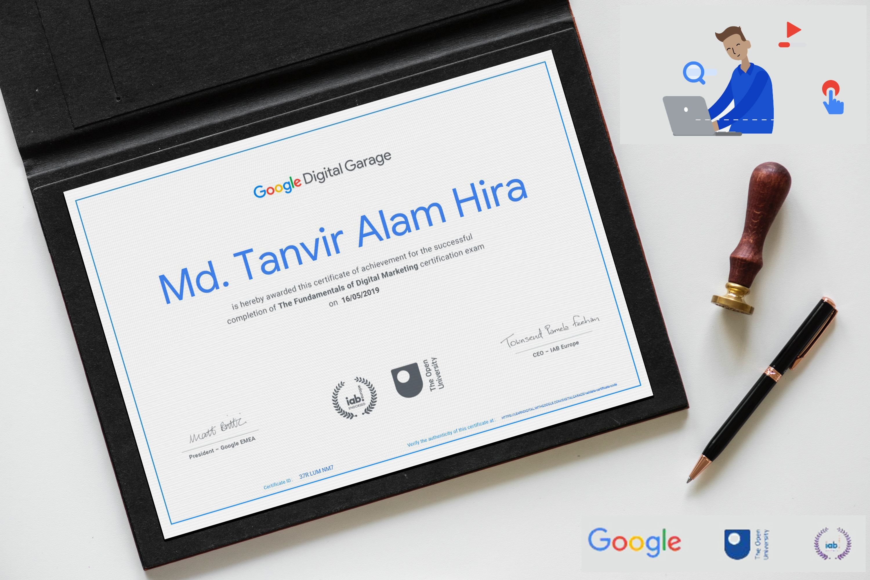 Pin By Uilabs On Google Digital Garage Certification Digital