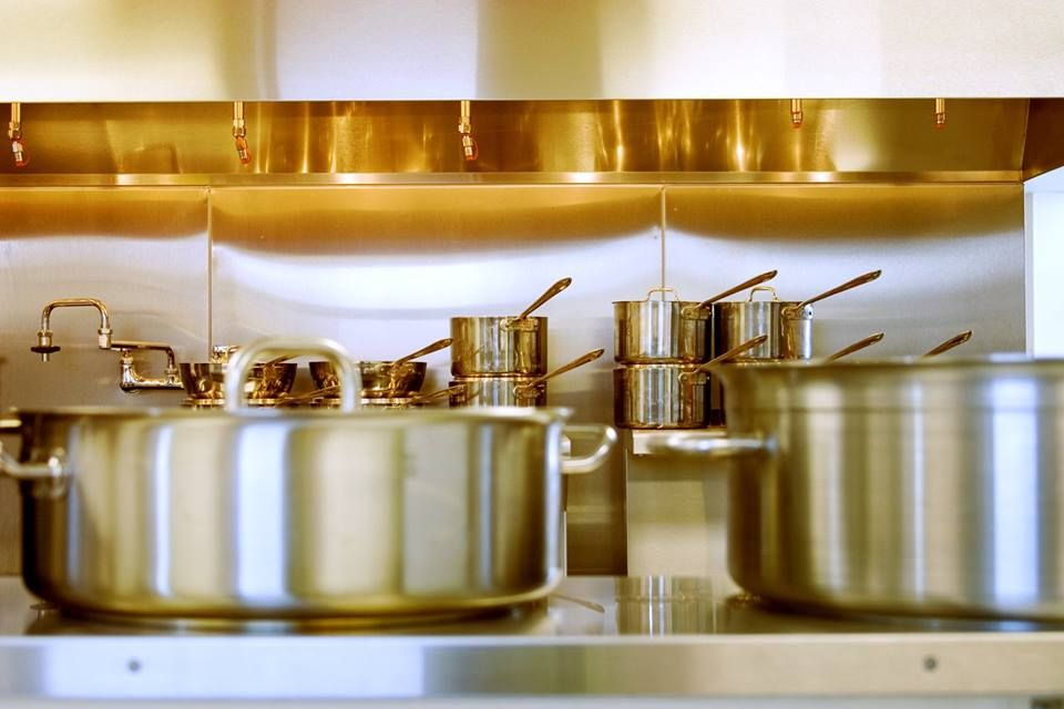 Copper Is A Great Material So Obviously Cookware That Made Of