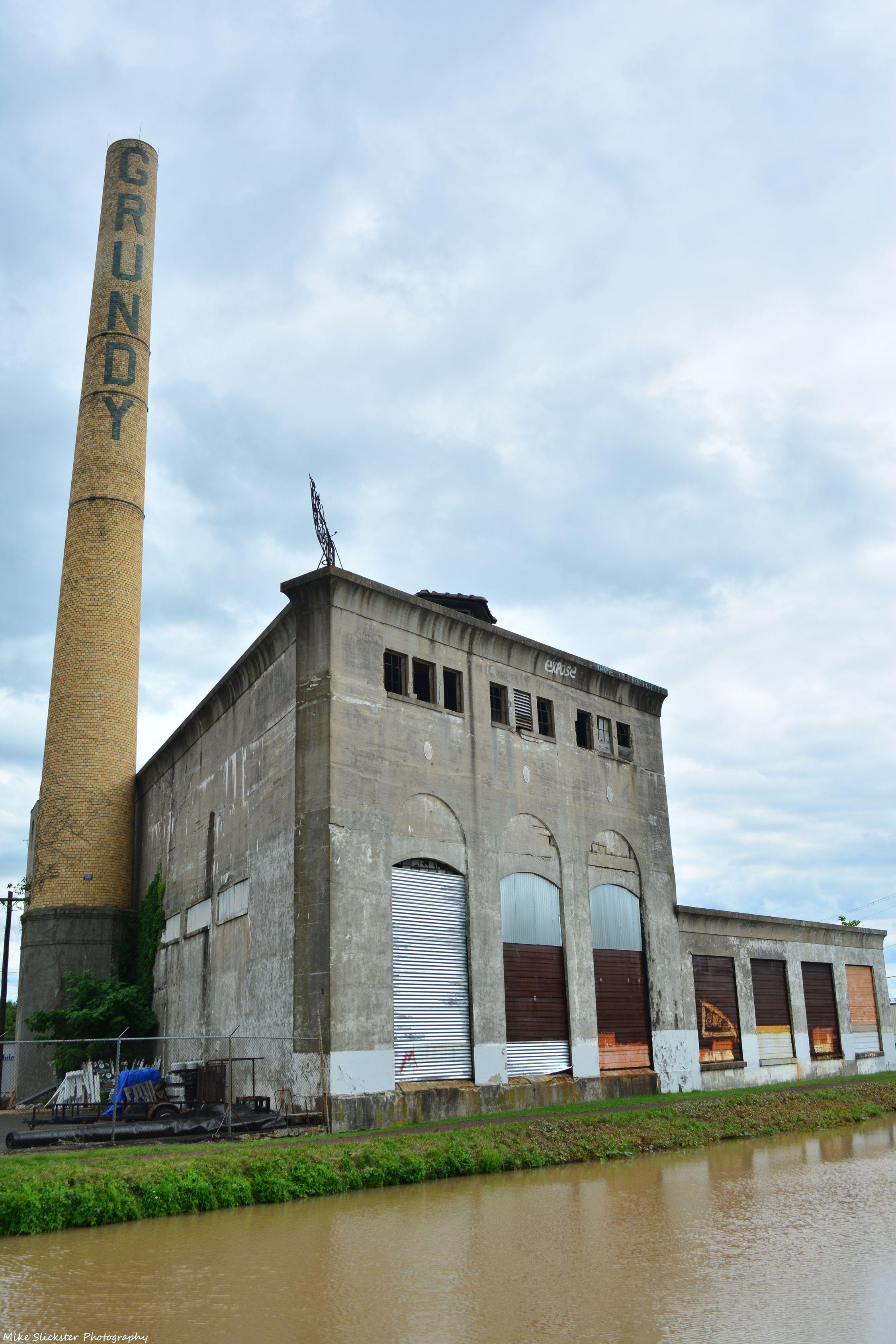 Grundy Mills Physical Plant