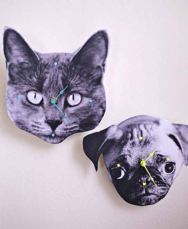 Turn your pet's face into a clock. I'm going to do this with Michael Clifford's face. Or calum's I haven't fully decided