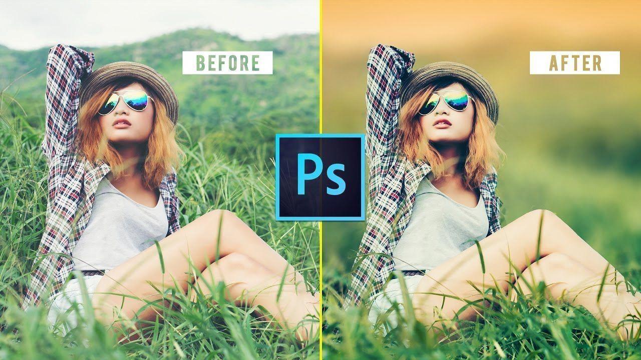 Tutorial How to edit photo in easiest way