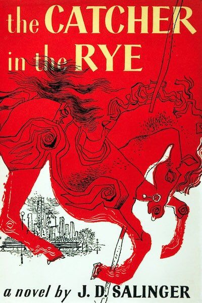 the catcher in the rye - Twitter Search | For the Love of