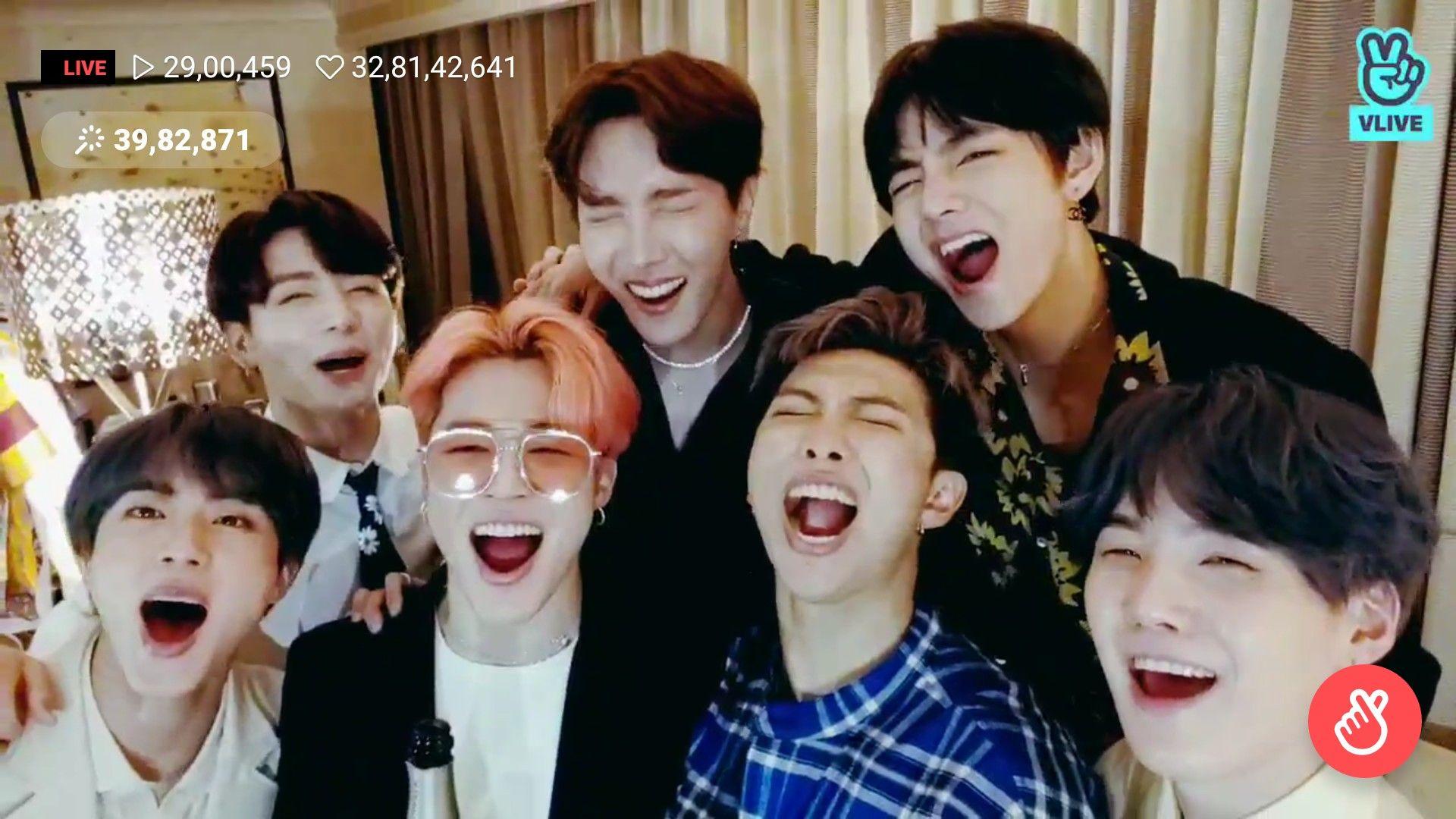 BBMA'S 2019 BTS WON THE AWARDS TOP SOCIAL ARTIST TOP DUO