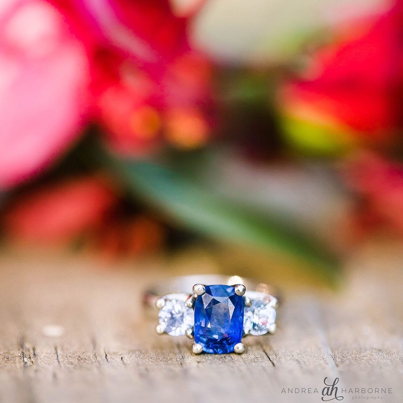 Engagement Ring: how beautiful is this sapphire & diamond engagement ring..? ❤😍   #andreaharbornephotography #couples #love #fortlauderdale #fortlauderdaleengagementphotographer #fortlauderdalephotographer #miami #miamiphotographer #southfloridaphotographer #engagement #bride #groom #southfloridaengagementphotographer #engagementphotography #floridawedding #floridaweddingphotographer #engagementsession #ido #browardphotographer #miamiengagementphotographer #engaged  #engagementring