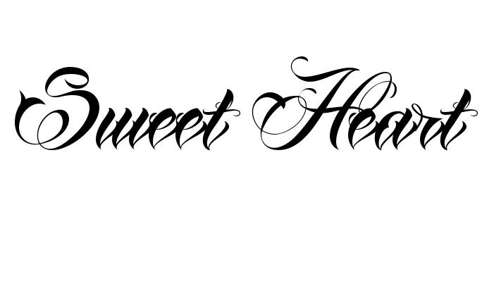 Make It Yourself Online Tattoo Name Creator Name Tattoos Heart Font Create Your Own Tattoo